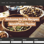 Recipes Theme