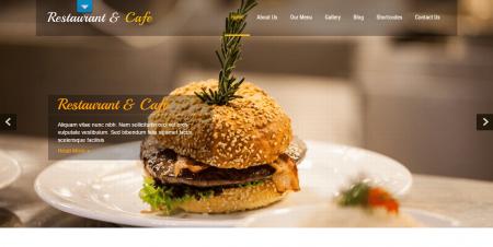 Restaurant Lite Theme