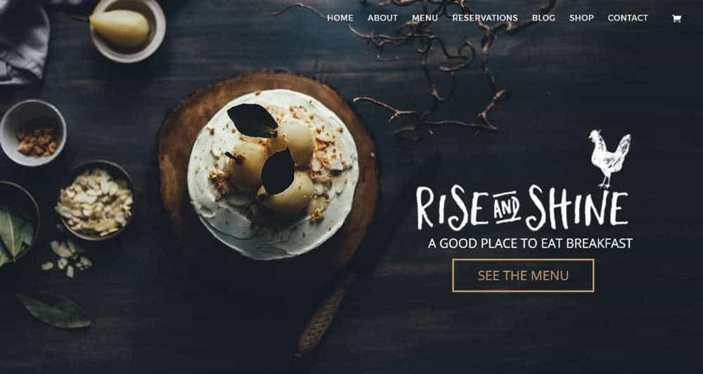 Rise & Shine Theme