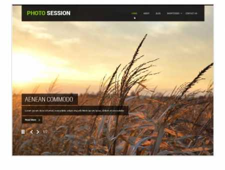 SKT Photo Session Theme