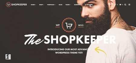 ShopKeeper Theme