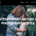 Showbox Photography Theme