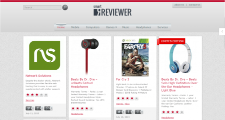 SmartReviewer Theme