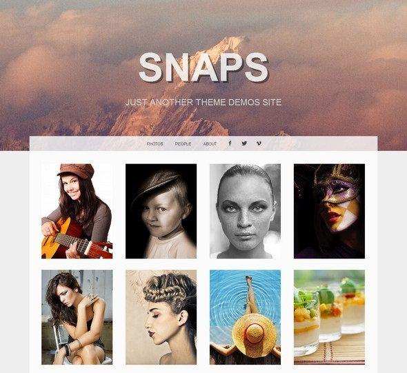 Snaps Theme