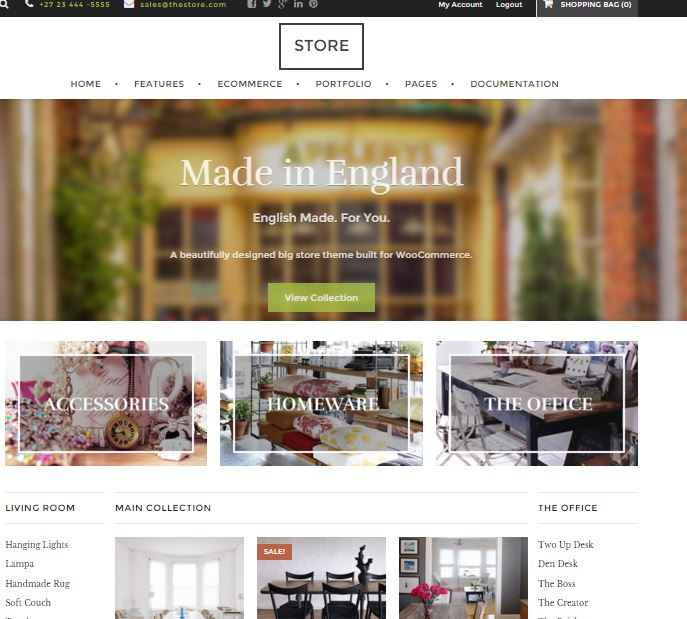 Store-Ecommerce-Wordpress-Theme