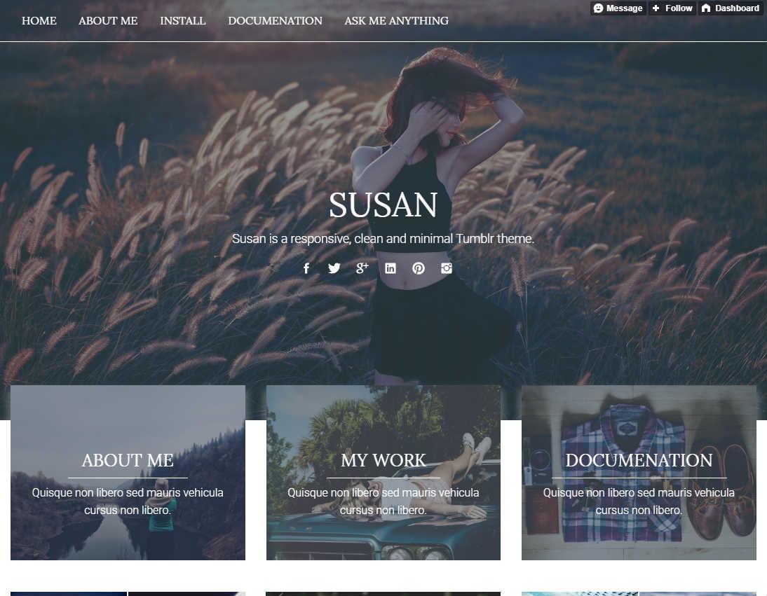 25 beautiful free tumblr themes 2018 real time updates susan tumblr maxwellsz