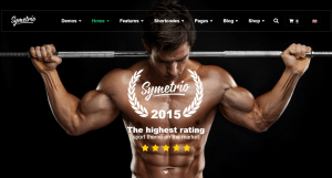 Symetrio Multi Sport Premium Theme