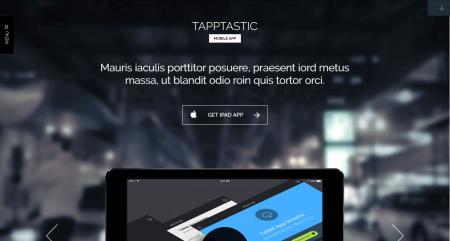 TAPPTASTIC Theme