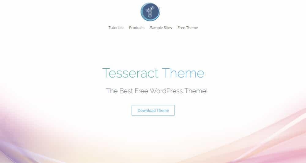 Tesseract Theme