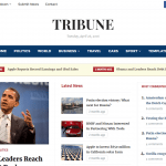 Tribune Theme