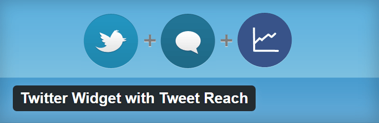 Twitter Widget with Tweet Reach