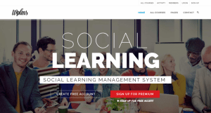 WPLMS Learning Management System Template
