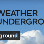 Weather Underground Plugin