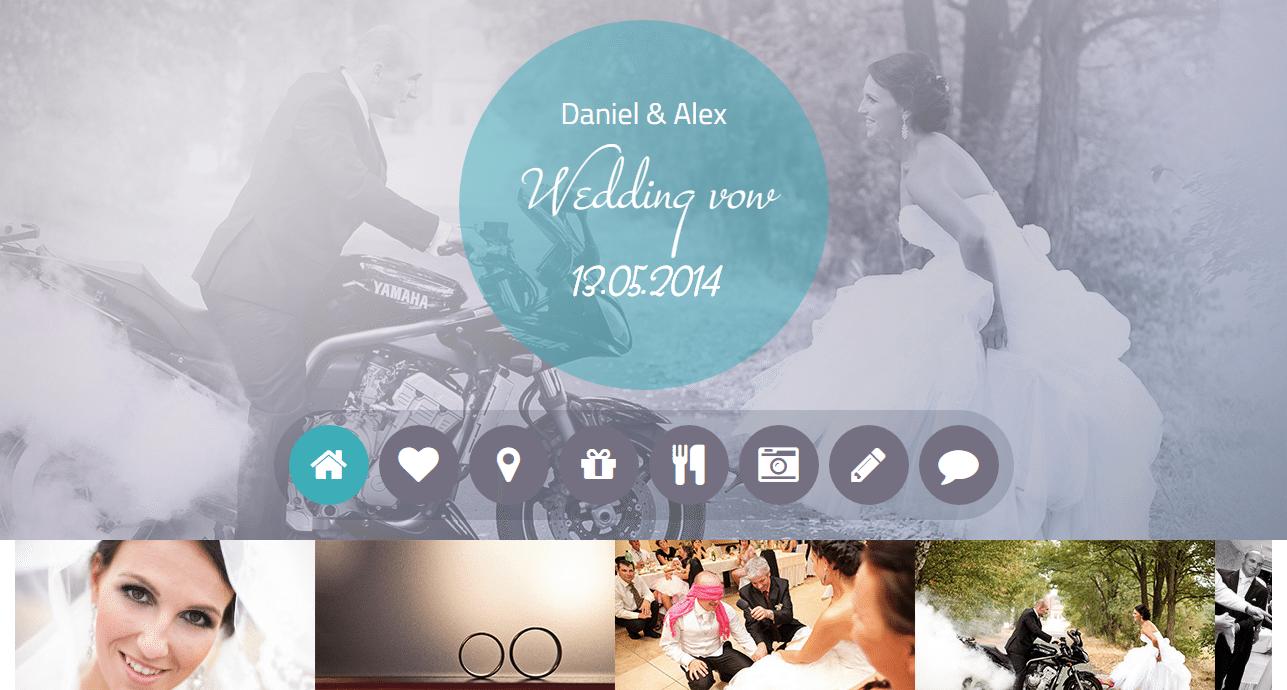 Wedding Vow Theme