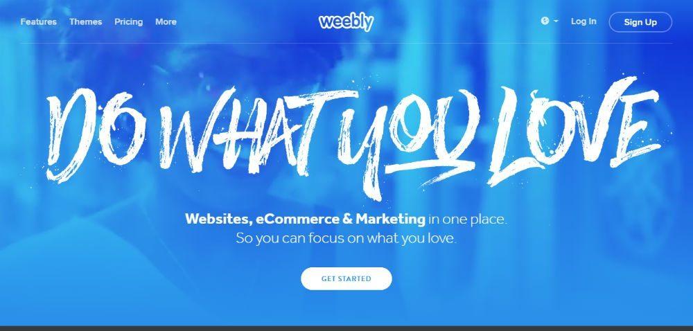 Wix vs Squarespace vs Virb vs Weebly vs Jimdo vs WordPress