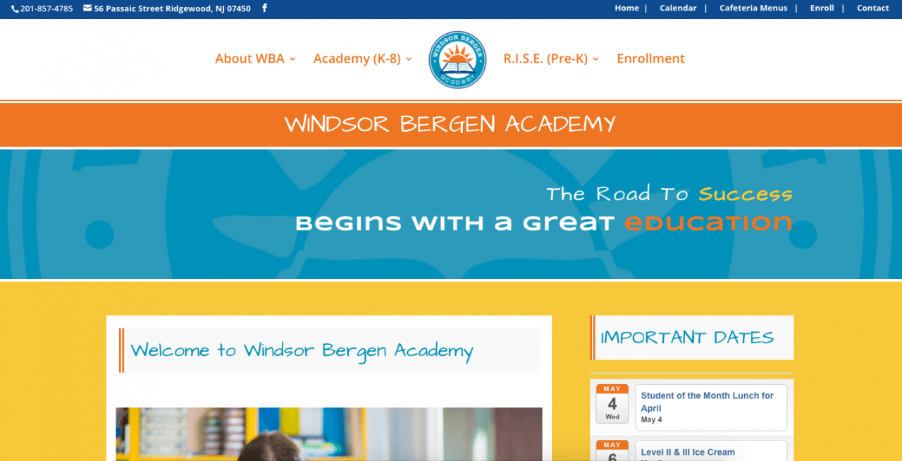Windsor Bergen Academy