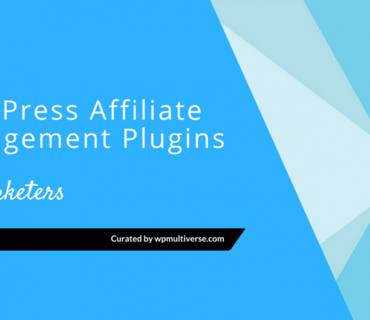 Best WordPress Affiliate Plugins 2019