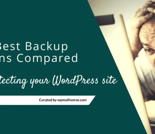 Best WordPress Backup Plugins Compared 2019 (four are free)