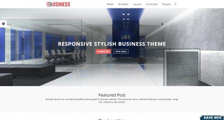 Business World Theme