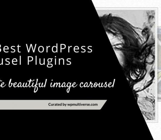 Best WordPress Carousel Plugins 2019
