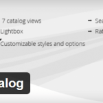 WordPress Catalog