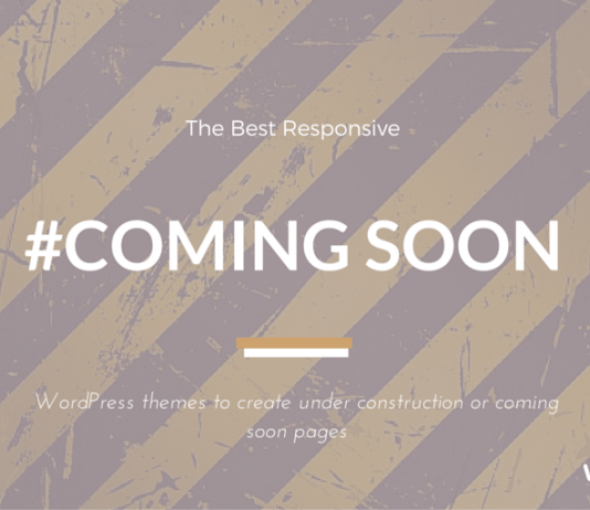 Best Under Construction WordPress Themes 2020 (Free & Paid)