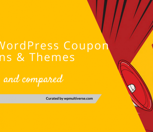 Best WordPress Coupon Plugins & Themes 2020