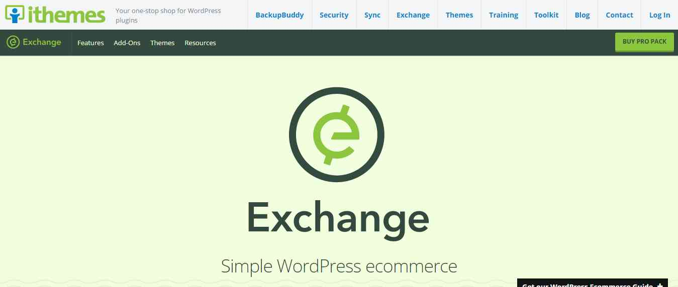 iThemes Exchange