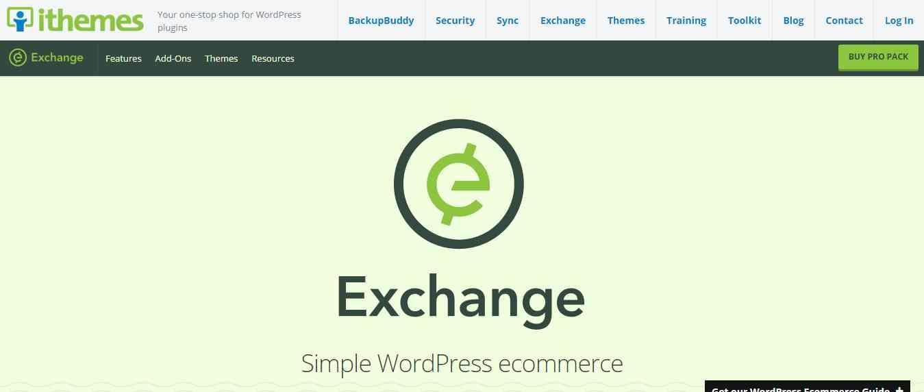 iThemes Exchange