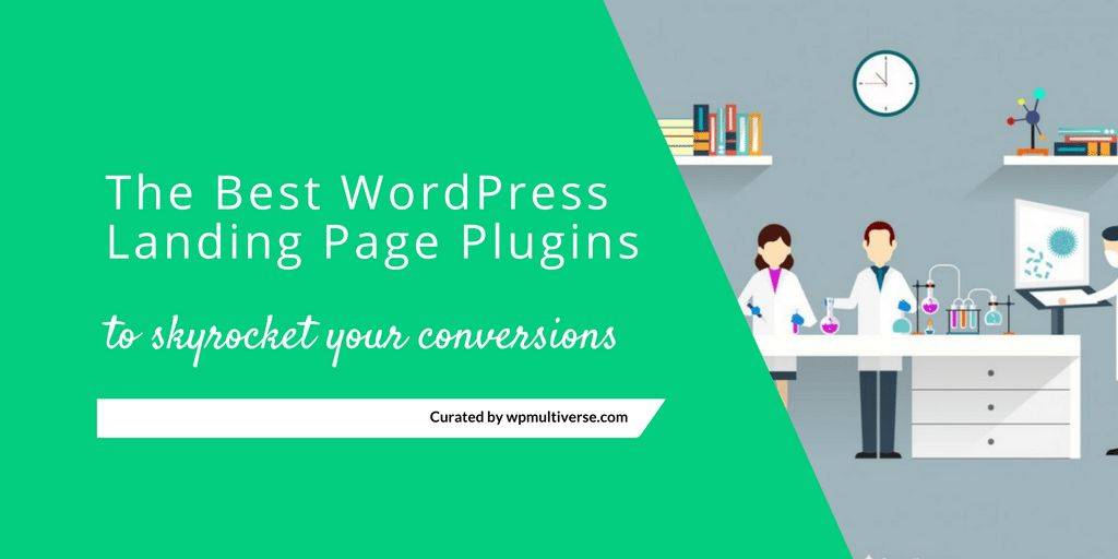 9 Best Wordpress Landing Page Plugins 2018 Softwarefindr