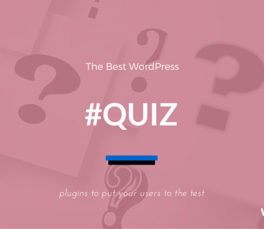 Free WordPress Quiz Plugins 2020