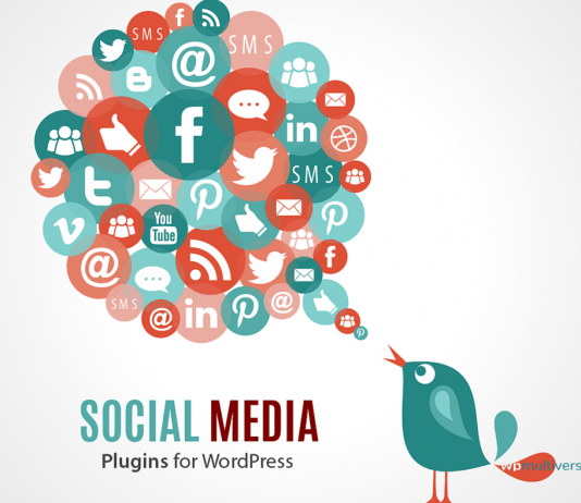 Best Social Media Plugins for WordPress 2018