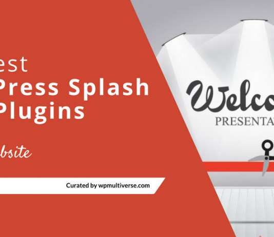 Best WordPress Splash Page Plugins 2018 (real-time updates)