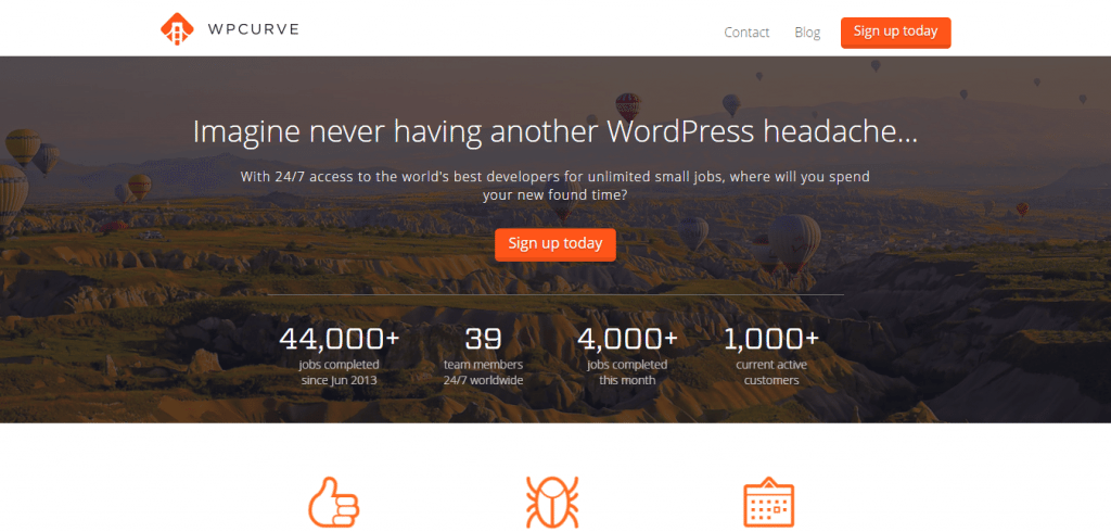 wordpress-support-wp-curve