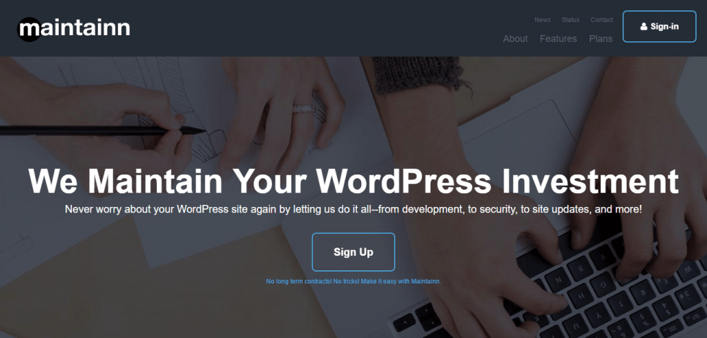 wordpress-support-by-maintainn