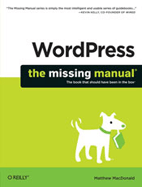 WordPress-The-Missing-Manual-Book-Thumbnail