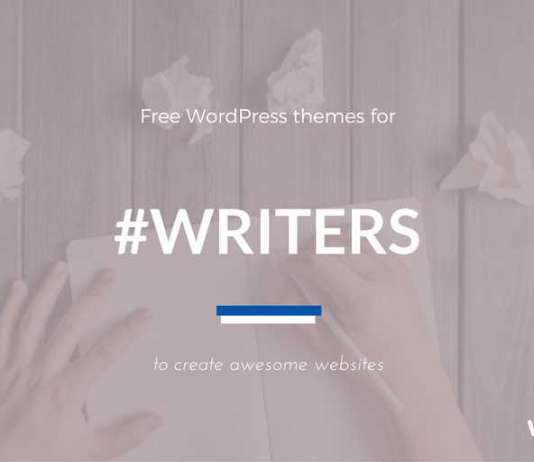 + Best Free WordPress Themes For Writers (2018 Compared)