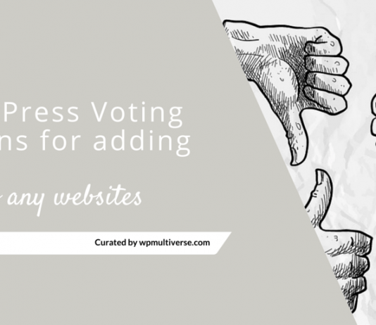 Best WordPress Voting Plugins for adding Polls 2019