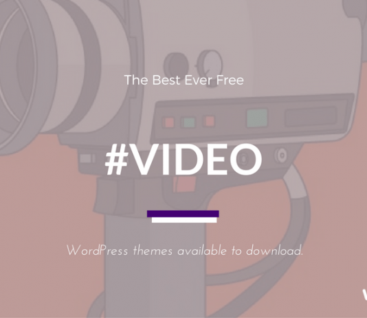 Best WordPress Video Themes 2020