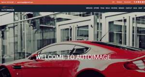 auto image wp theme