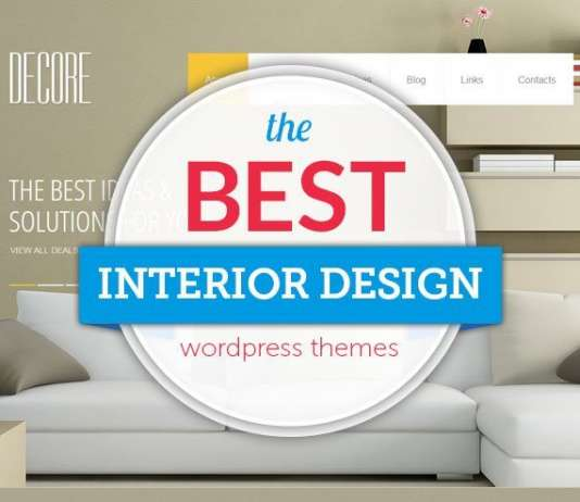 Best Interior WordPress Design Themes For Your Project 2020