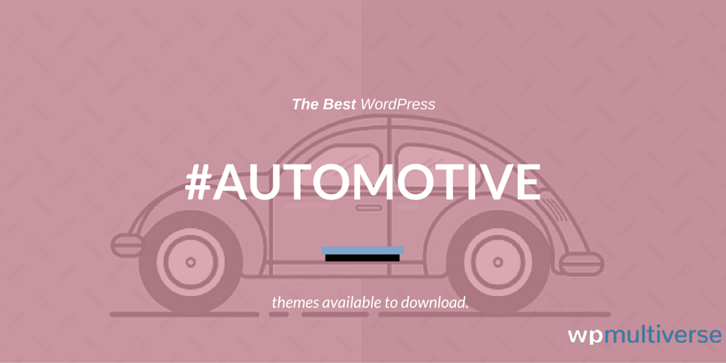 AUTO TRADER WordPress Theme Download & Review 2018