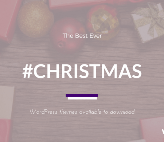 Best Christmas WordPress Themes 2020