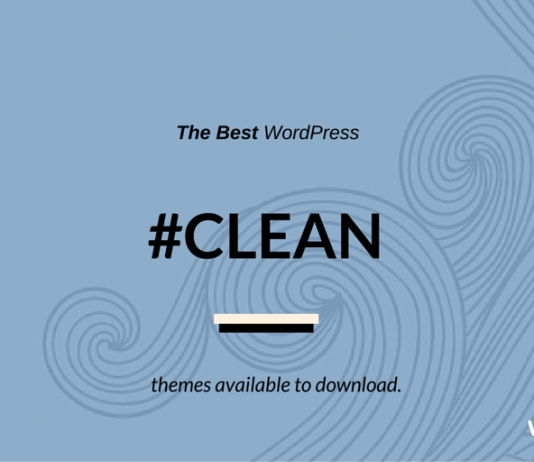 Best Clean WordPress Themes 2020