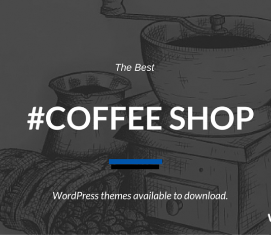 Best Coffee Shop WordPress Themes 2019