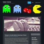 CyberGames Theme