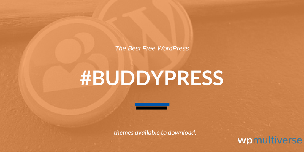 25 Best Free BuddyPress Themes 2018 | SoftwareFindr