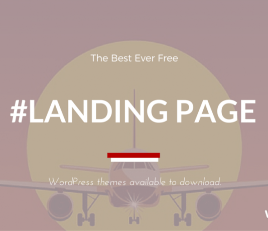 Best Free Landing Page WordPress Themes 2020