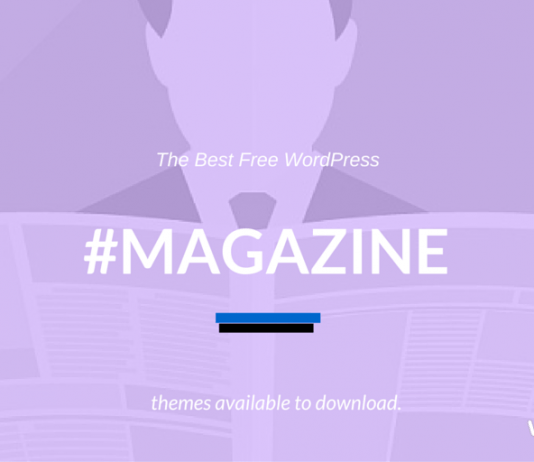 Best Free Magazine WordPress Themes 2019
