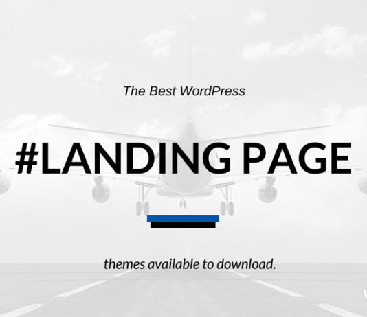 Best WordPress Landing Page Themes 2020